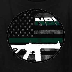 NBI Airsoft Team Apparel! - Kids' T-Shirt