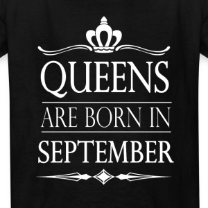 Queens Month - Kids' T-Shirt