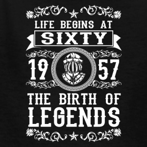1957 - 60 years - Legends - 2017 - Kids' T-Shirt