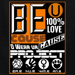 The Wear your cause project - Kids' T-Shirt