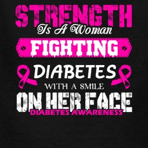 Fighting Diabetes Awareness Shirts - Kids' T-Shirt