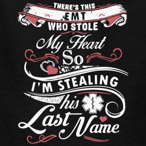 This EMT Who Stole My Heart T Shirt - Kids' T-Shirt