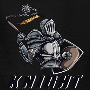 kNIGHT IN armor - Kids' T-Shirt
