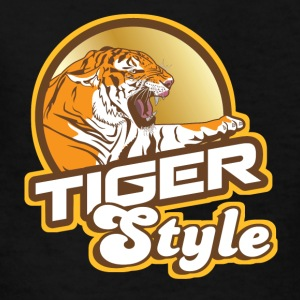 Tiger Style - Kids' T-Shirt