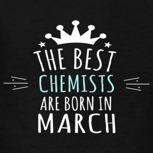 Best CHEMISTS_ are born in march - Kids' T-Shirt