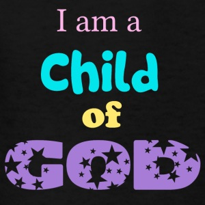 I am a child of god - Kids' T-Shirt