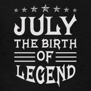 July The Birth of Legend - Kids' T-Shirt