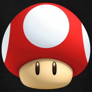super mario brothers mushroom - Kids' T-Shirt