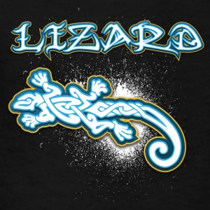 Lizard_with_text_23 - Kids' T-Shirt