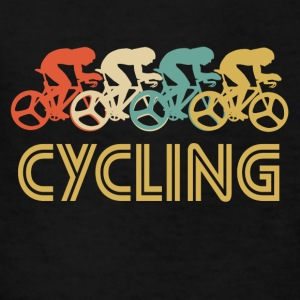 Retro Cycling Pop Art - Kids' T-Shirt