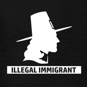 Illegal Immigrant designs - Kids' T-Shirt