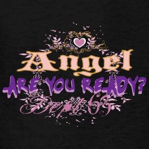 angel are you ready - Kids' T-Shirt