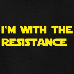 I'm with the resistance resistance - Kids' T-Shirt