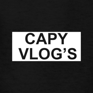 Capy Vlogs Official Merchendise - Kids' T-Shirt