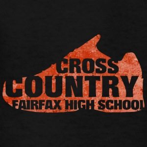 CROSS COUNTRY FAIRFAX HIGH SCHOO - Kids' T-Shirt