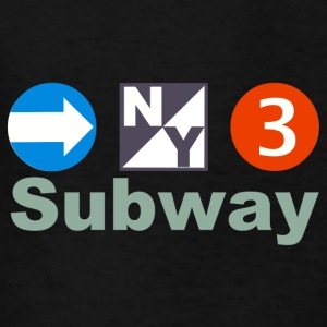 New York Subway - Kids' T-Shirt