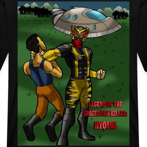 Kyoshi : Legend Of The Spaceborn Killer T-Shirt - Kids' T-Shirt