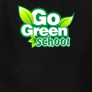 Green Sch - Kids' T-Shirt