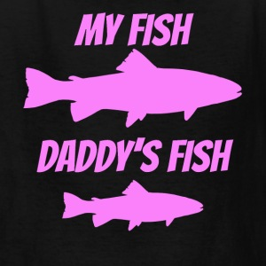 Girls who fish t shirts spreadshirt for Fish daddy s
