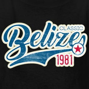 Classic Belize 1981 - Kids' T-Shirt