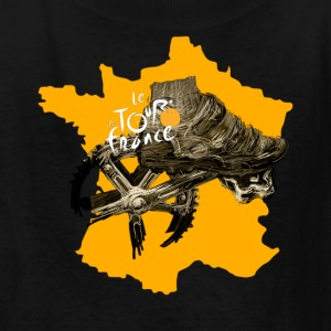 Le Tour de France - Kids' T-Shirt