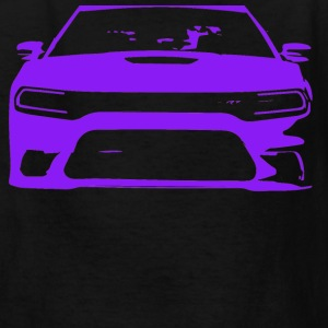 Plum Crazy Charger - Kids' T-Shirt