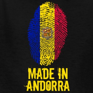 Made In Andorra - Kids' T-Shirt
