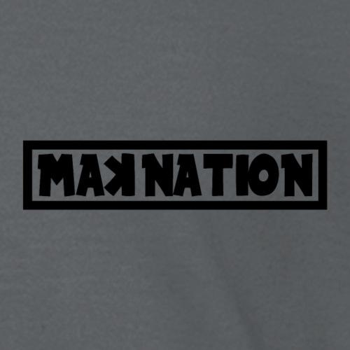 Mak Nation Bogo Print (box logo) - Kids' T-Shirt