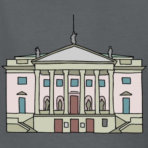 Berlin State Opera - Kids' T-Shirt