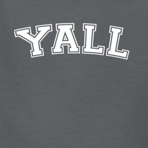 Y'all Funny Yale Parody School Tee Shirt - Kids' T-Shirt
