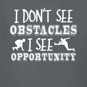 I Don't See Obstacles I See Opportunity Tee - Kids' T-Shirt