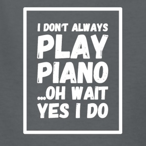 I don't always play piano oh wait yes i do - Kids' T-Shirt