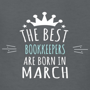 Best BOOKKEEPERS are born in march - Kids' T-Shirt