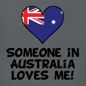 Someone In Australia Loves Me - Kids' T-Shirt