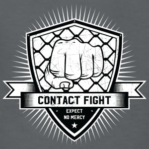 Contact Fight Vintage - Kids' T-Shirt