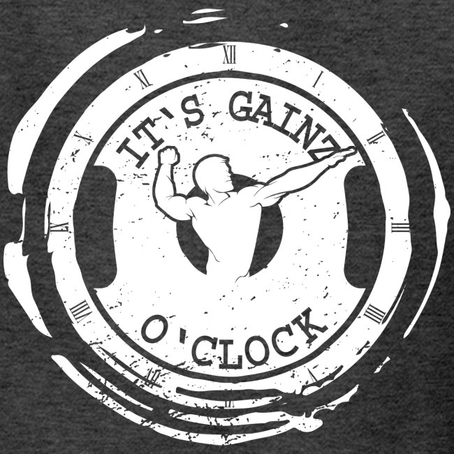 It's Gainz O'Clock