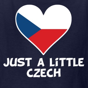 Just A Little Czech - Kids' T-Shirt