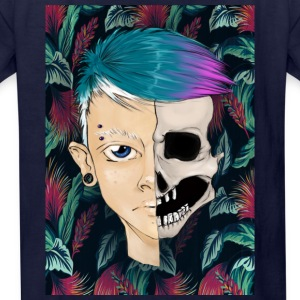 SkullBoy - Kids' T-Shirt