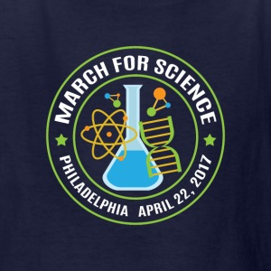 March for Science Philadelphia 2017 - Kids' T-Shirt
