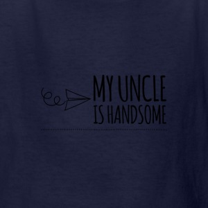 my uncle - Kids' T-Shirt
