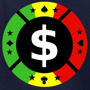 poker chip - Kids' T-Shirt