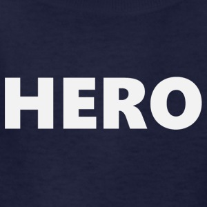 Hero (2201) - Kids' T-Shirt
