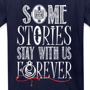some stories - Kids' T-Shirt