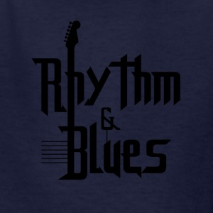 Rhythm and blues - Kids' T-Shirt