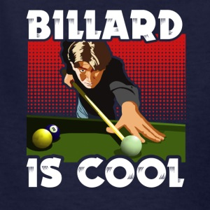 Billiards Is Cool Shirts - Kids' T-Shirt