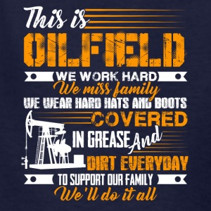 Oilfield Proud Shirt - Kids' T-Shirt