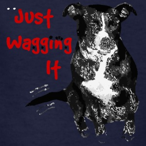 Just Waggin It - Kids' T-Shirt