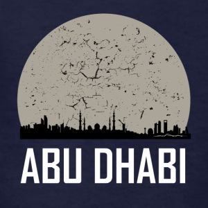 Abu Dhabi Full Moon Skyline - Kids' T-Shirt