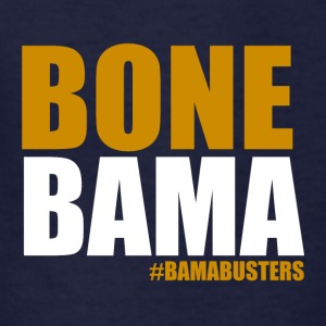 Bone Bama - Kids' T-Shirt