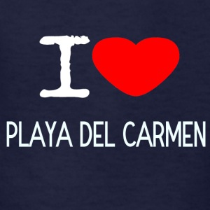 I LOVE PLAYA DEL CARMEN - Kids' T-Shirt